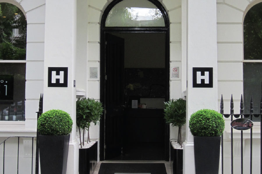 The Hempel Hotel, Craven Hill Gardens, London